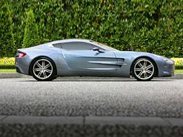 Aston Martin One-77 chystá útok na Nürburgring: titulní fotka