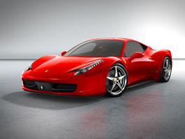 Stáhněte si vyzváněcí tóny vytvořené Ferrari 458 Italia: titulní fotka