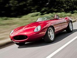 Eagle Jaguar E-Type Speedster: evoluce klasika: titulní fotka