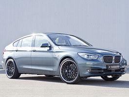 BMW řada 5 Gran Turismo: lehký tuning od Hamann Motorsport: titulní fotka