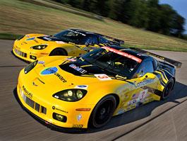 Corvette C6.R GT2: přestup do nižší třídy: titulní fotka