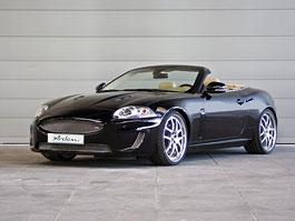 Jaguar XKR Convertible: více koní od Ardenu: titulní fotka