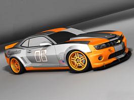 Chevrolet Camaro míří do seriálu Grand-Am KONI Challenge: titulní fotka