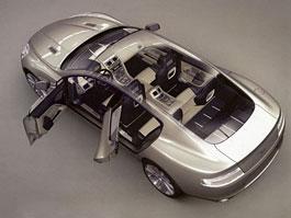 Aston Martin Rapide potvrzen pro Frankfurt + první fofo interiéru: titulní fotka