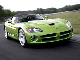 Dodge Viper: nová generace s motorem odvozeným od Ferrari: titulní fotka