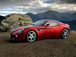 Alfa Romeo 8C GTA: první neoficiální info: titulní fotka