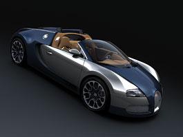 Bugatti Veyron Grand Sport Sang Bleu: odhaleno v Pebble Beach: titulní fotka