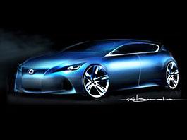 Kompaktní lexus: konkurence pro jedničkové BMW?: titulní fotka