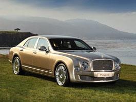 Bentley Mulsanne: opravdový šlechtic přichází: titulní fotka
