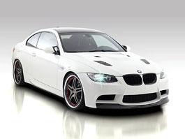 BMW M3: karbonový paket GTS3 od Vorsteiner: titulní fotka