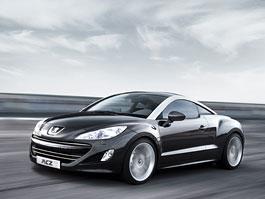 Peugeot RCZ: francouzské tétéčko se představuje: titulní fotka