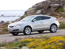 Acura ZDX: další SUV kupé připraveno vyrazit: titulní fotka