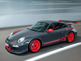 Porsche 911 GT3 RS: ostrý sportovec pro Frankfurt: titulní fotka