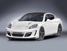 Gemballa Mistrale: nabroušené Porsche Panamera: titulní fotka