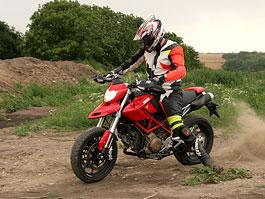 Test: Ducati Hypermotard 1100: titulní fotka