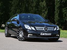 Mercedes-Benz třída E Coupe: Carlsson nabízí nová kola: titulní fotka