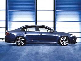 Ford FPV F6 E: výkonný sedan z Austrálie: titulní fotka