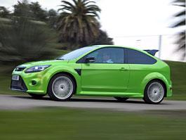 Ford Focus RS: přečipováno od GGR: titulní fotka