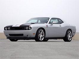 Hurst/Hemi® Challenger: nastupuje stříbrná a černá: titulní fotka