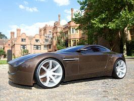 Aston Martin Volare: vodík a pohon všech kol: titulní fotka
