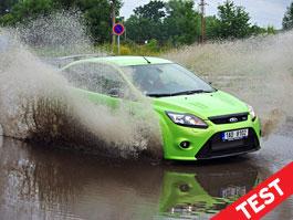 Ford Focus RS – namydlenej blesk: titulní fotka