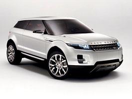 Land Rover také chystá vlastní SUV-kupé: titulní fotka