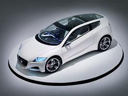 Pod lupou: Honda CR-Z - hybridní a (nebo) sportovní?: titulní fotka