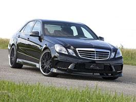 Lumma Design E 50 CLR: zdivočelý Mercedes třídy E: titulní fotka