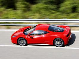 Ferrari 458 Italia: další fotografie: titulní fotka