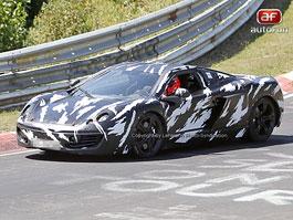 Spy Photos: McLaren P11: titulní fotka