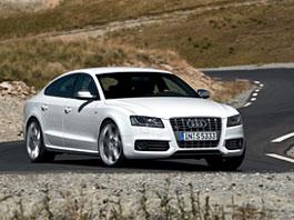 Audi S5 Sportback: ostrá verze čtyřdveřového kupé: titulní fotka