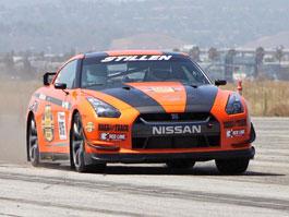 Stillen Nissan GT-R: 620 koní pro Targa Rally: titulní fotka