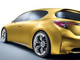 Lexus LF-Ch: první foto kompaktního hatchbacku: titulní fotka