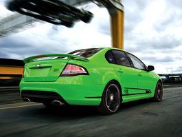 Ford Falcon GS: silný osmiválec z Austrálie: titulní fotka