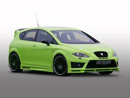 SEAT Leon Cupra: JE Design nabízí nový vzhled i vyšší výkon: titulní fotka