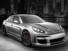 Porsche Panamera: body kit z Ruska: titulní fotka