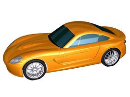 Ginetta G40: nový model na závody i do běžného provozu: titulní fotka