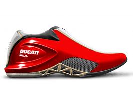 Ducati boty od značky FILA: titulní fotka