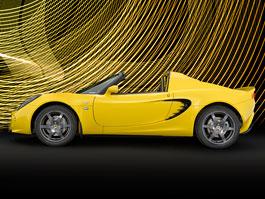 Lotus Elise Club Racer: nové barvy pro Frankfurt: titulní fotka