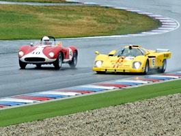Ferrari Racing Days: Masarykův okruh zažije Ferrari Challange, historické vozy i Formuli 1: titulní fotka
