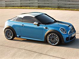 Mini Coupe půjde do výroby: titulní fotka
