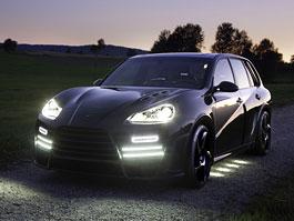 Mansory Chopster: karbonové hrátky s Porsche Cayenne: titulní fotka