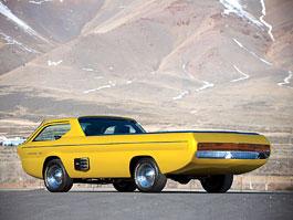 Dodge Deora: legendární předloha pro Hot Wheels: titulní fotka