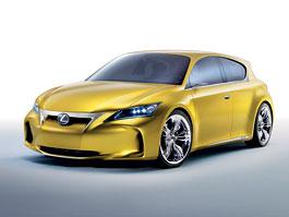Lexus LF-Ch: Oficiální informace i nové fotografie: titulní fotka