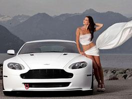 Aston Martin V8 Vantage: Helvellyn Frost od MW Design: titulní fotka
