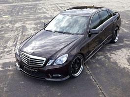 Mercedes-Benz třídy E: elegance a sport by Kicherer: titulní fotka