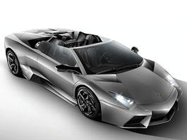 Lamborghini Reventón Roadster: stíhačka přišla o střechu: titulní fotka