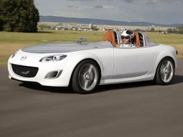 Mazda MX-5 Superlight Concept: nejdůležitější je zábava: titulní fotka