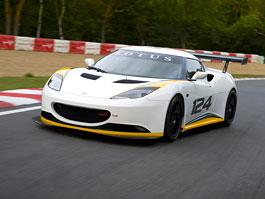 Lotus Evora Type 124: speciál s homologací FIA GT: titulní fotka