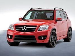 Mercedes-Benz GLK 280: kosmetika od Lorinseru: titulní fotka